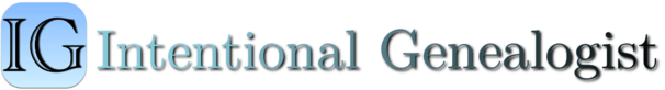 Intentional Genealogist Logo